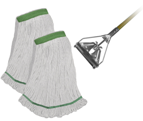 Wet Mop Kit Industrial Direct Mop Sales