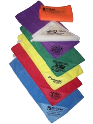 Custom Microfiber Cloths-Custom Bar Towels