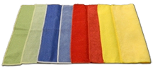 Microfiber Cloths - Combination