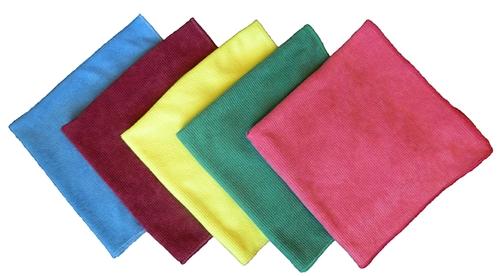 Microfiber cloth for glasses