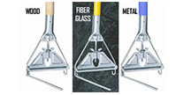 Metal Mop Handles - Metal Swing Bar