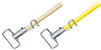 Commercial Mop Handle - Wire Clamp Style